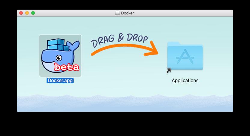 Docker for Mac and Windows Betaを入れてみる